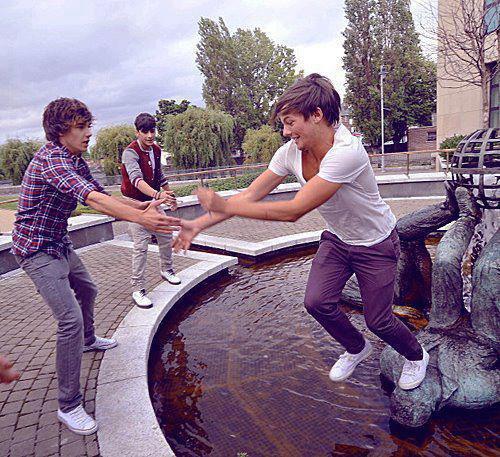 Zayn Liam & Louis ♥