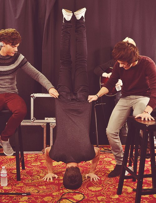 Louis Liam & Harry ♥