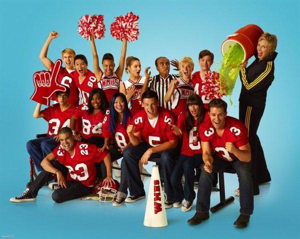 Fansite Glee // Vampire Diaries [Nouvelle Présentation]