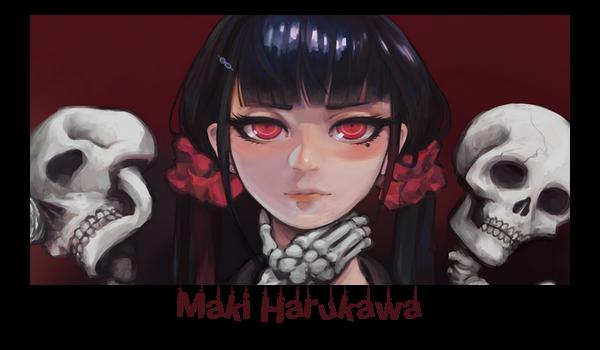 ❥ Maki Harukawa