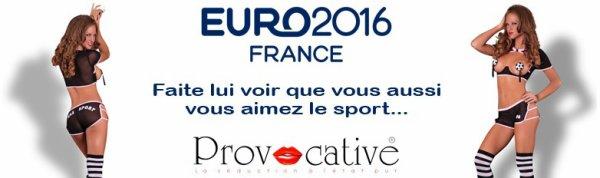 Aphrodiz love vous présente l'Euro 2016