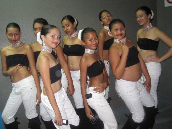Mon autre passion la danse !! <3