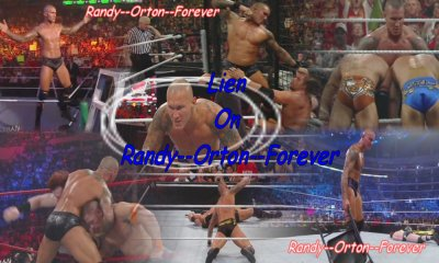 --\Lien On Randy--Orton--Forever/--