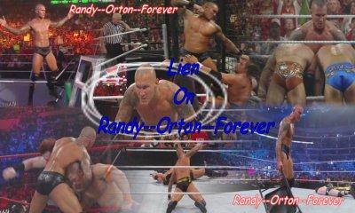 --\Lien On Randy--Orton--Forever/--