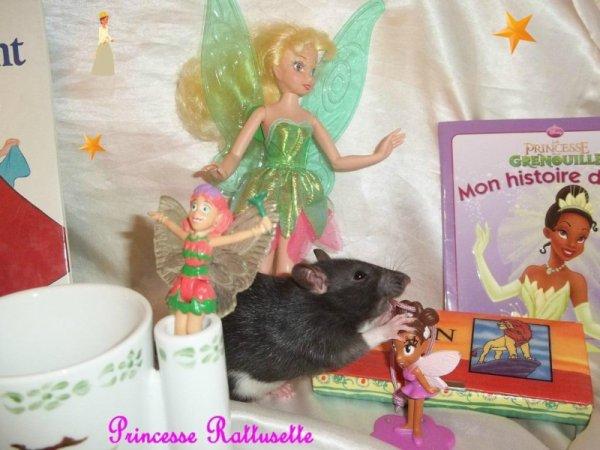 """Gagnante Concours Novembre 2011 : """" Le monde merveilleux de Disney """""""