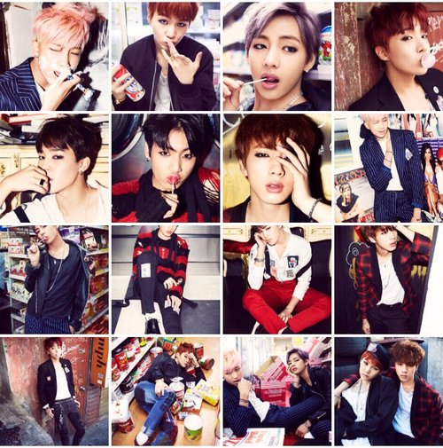 War of Hormone - Concept Photos