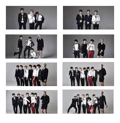 BTS 2ème anniversaire !