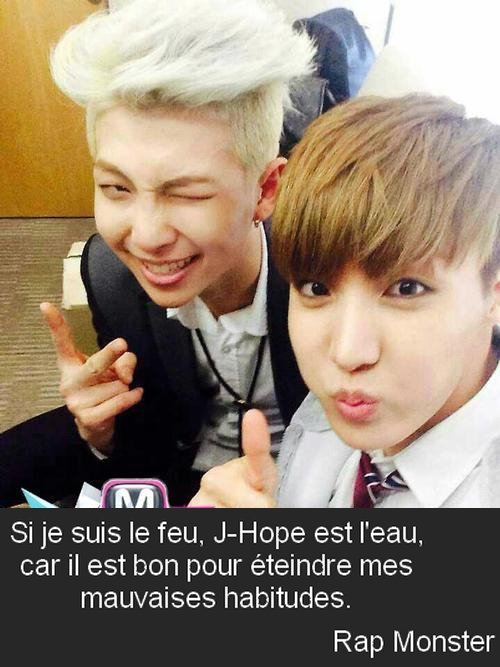 Rap Monster - Citation