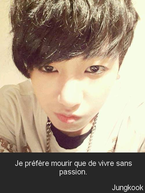 Jungkook - Citation