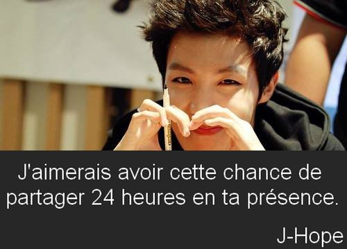 J-Hope - Citation