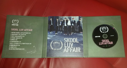 Skool Luv Affair - Contenu