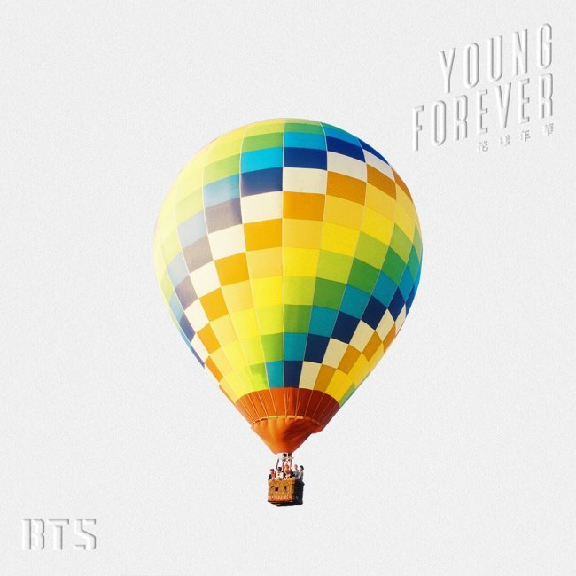 The Most Beautiful Moment in Life : Young Forever