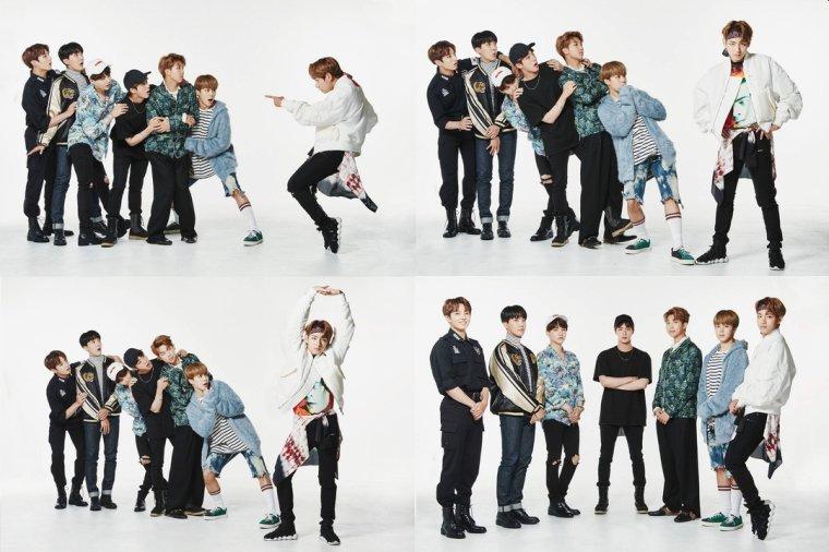 BTS 4ème anniversaire !
