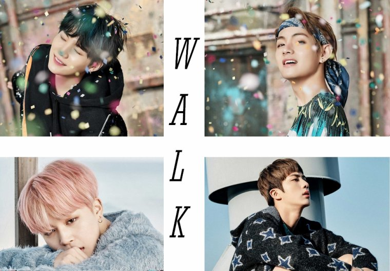 You Never Walk Alone - Concept Photos
