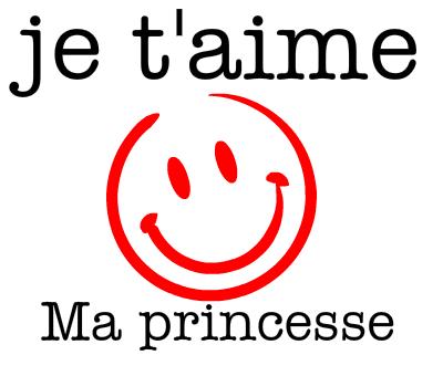 Ma PRINCESSE !!! 8-p  8-p