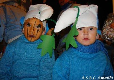 A.S.B.L.  Amalibi fête d' Halloween 2008