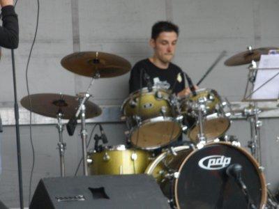 A.S.B.L.  Amalibi 8ème concert de rock  2009
