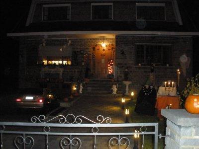 A.S.B.L.  Amalibi fête d' Halloween 2009