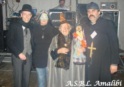 A.S.B.L.  Amalibi fête d' Halloween 2007