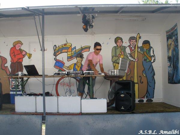A.S.B.L. Amalibi 9ème concert de rock 2010