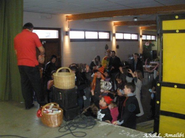 A.S.B.L. Amalibi fete d' Halloween 2010