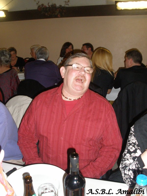 A.S.B.L. Amalibi Souper Annuel, Vendredi 28/01/2011 au Gill-On-Vert.