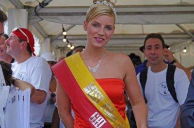 Cecilia  Miss Salon de Genève 2010