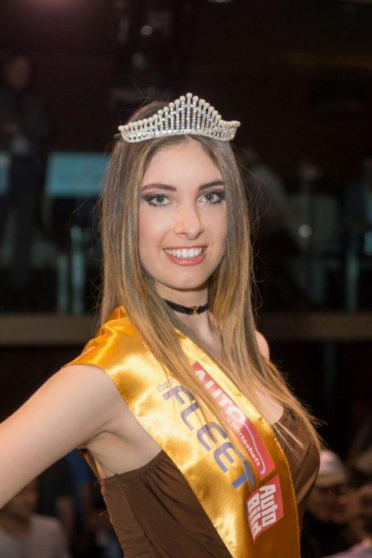 Miss Salon de Genève 2017  (Michela Russo)