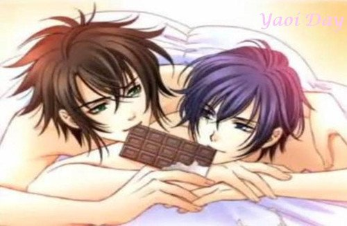 Chocolate Lovers !