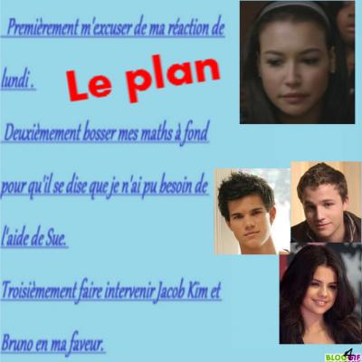 Le plan.