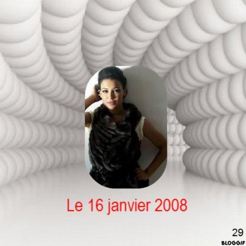 Le 16 janvier 2008