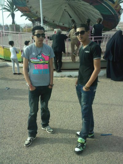 mEeeE! aNd mY bOy fREind (pote)aDel !!!!