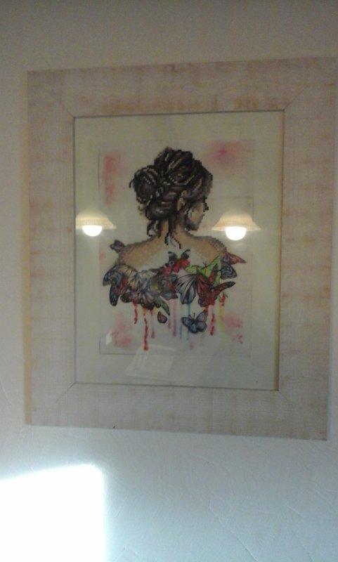 Cadre décoratif 40/50 cm