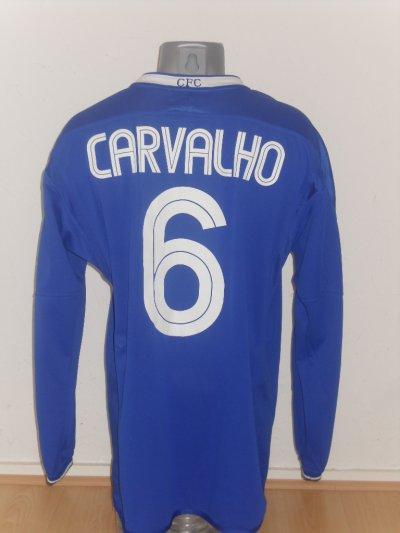 12 eme Maillot : Maillot exepionelle de Ricardo Carvalho !