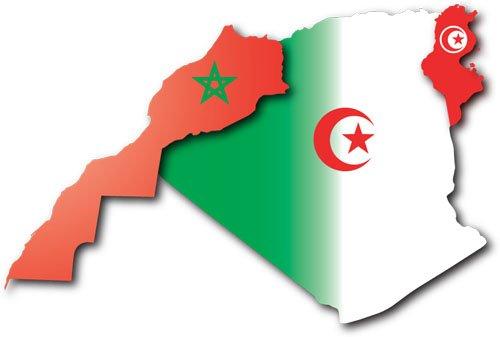 Maghreb United - Maroc Algerie Tunisie