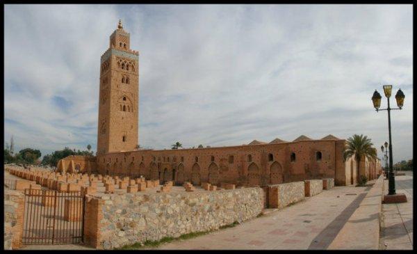 الدولة المرابطية - المغرب