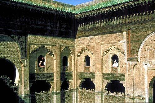 الدولة المرينية - المغرب