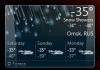 It's so cold in Russia. It's so sad: (
