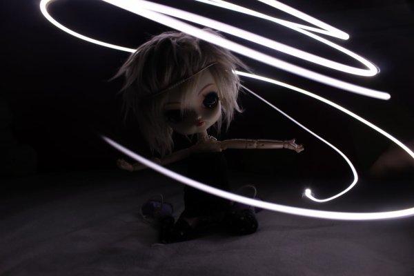Akiko et la lumière ❤