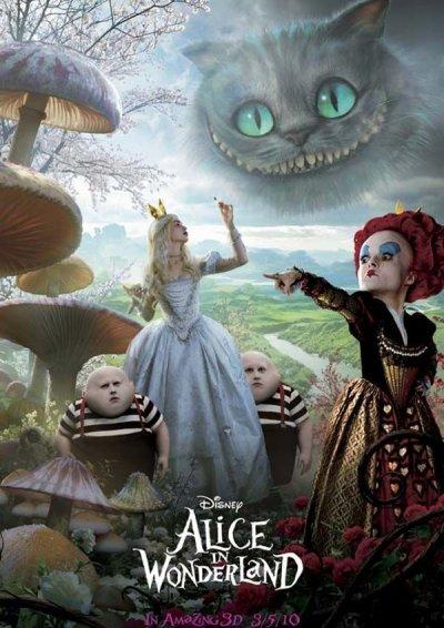 Alice au pays des merveilles ;))