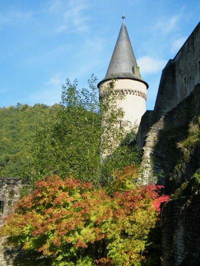 Toujours le château...