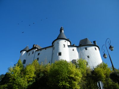 Un autre château...