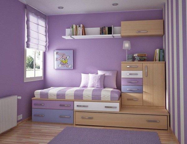 Elle est trop belle cette chambre...