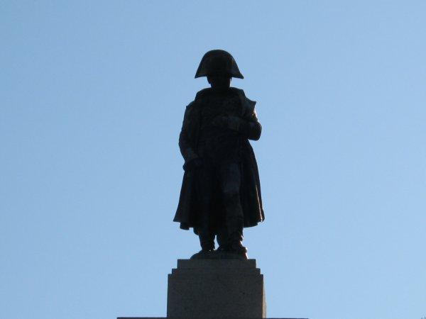 quelques photos de la magnifique Ajaccio à commencer bien sur par Napoléon :)