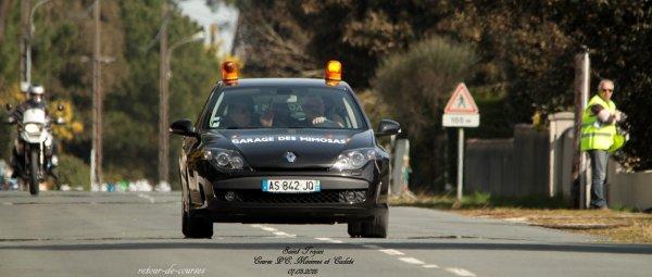 Saint Trojan (Ile d'Oléron 17) Courses PC, Minimes et Cadets 07.03.2015
