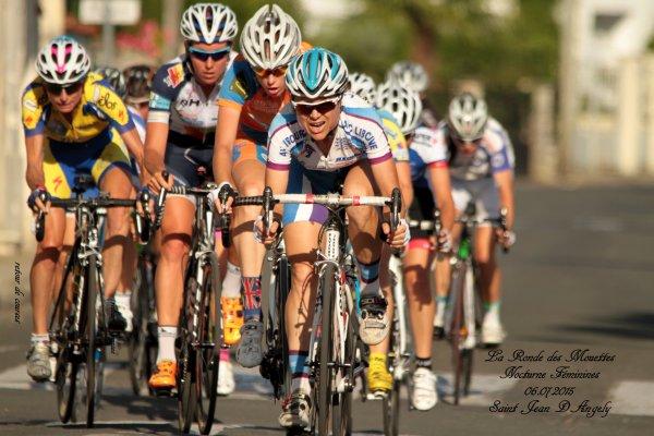 La Ronde des Mouettes Saint Jean D'Angély Nocturne Féminine 06.07.2015