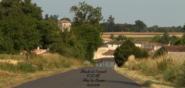 C.L.M Boucles de l'Arnoult  05.07.2015