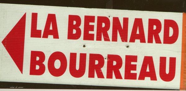 La Bernard Bourreau 23 ème édition 11.09.2016