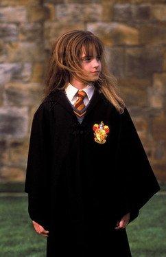 Evolution d'Hermione Granger
