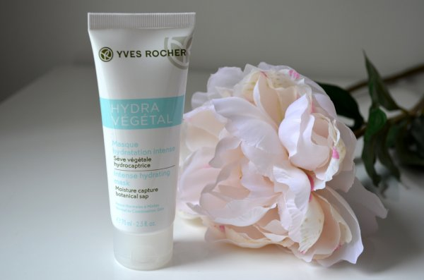 Masque Hydra vegetal Yves rocher - Blog de THE-scandalous